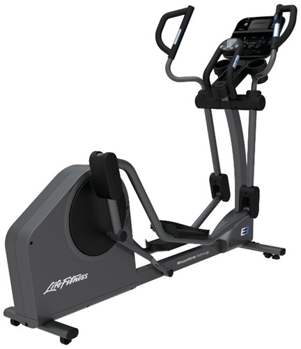 Life Fitness E3 Track Connect Crosstrainer