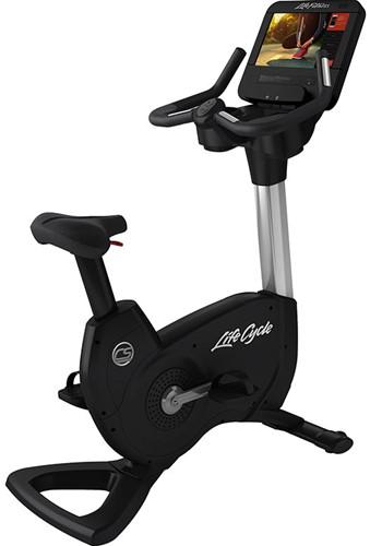 Life Fitness Platinum Club Discover SE3HD Hometrainer - Arctic Silver