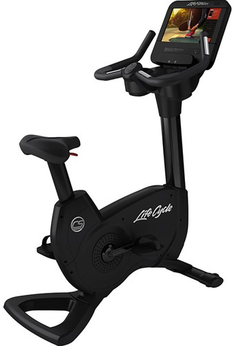 Life Fitness Platinum Club Discover SE3HD Hometrainer - Black Onyx