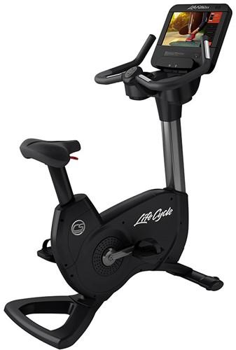 Life Fitness Platinum Club Discover SE3HD Hometrainer - Titanium Storm