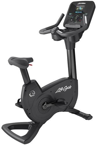 Life Fitness Platinum Explore Lifecycle Hometrainer - Black Onyx