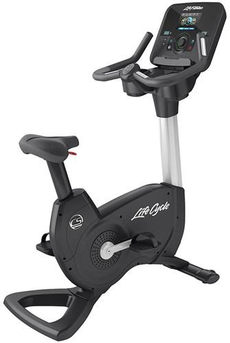 Life Fitness Platinum Explore Lifecycle Hometrainer - Diamond White
