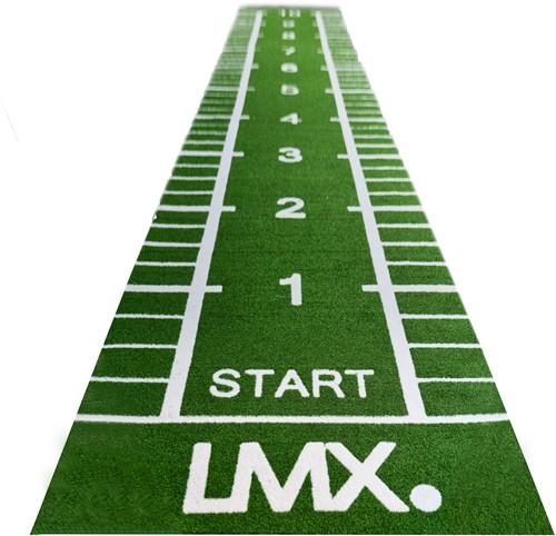 Lifemaxx Kunstgras Sprinttrack - 1100 x 150 - Groen