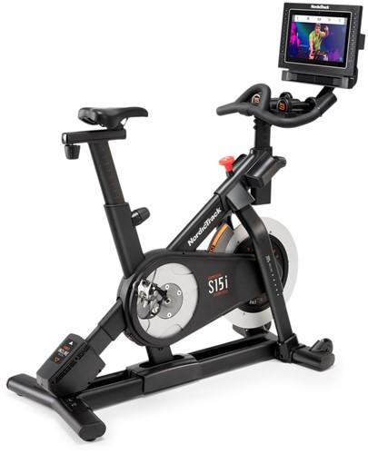 NordicTrack S15i Studio Cycle Spinningfiets - met iFit Live - Gratis Trainingsschema