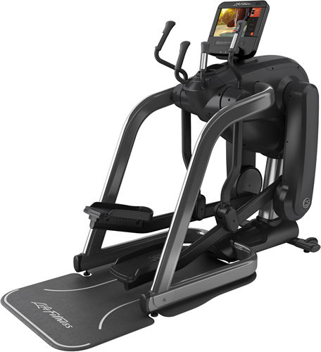 Life Fitness Platinum Club Series Discover SE3HD Flexstrider - Titanium Storm
