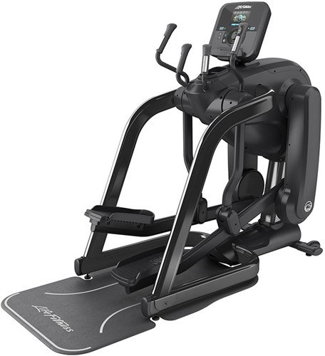 Life Fitness Platinum Club Explore Flexstrider - Black Onyx