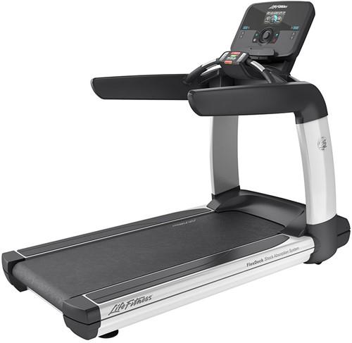 Life Fitness Platinum Discover SE3 Loopband - Diamond White