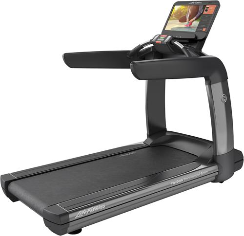 Life Fitness Platinum Club Discover SE3HD Loopband - Titanium Storm
