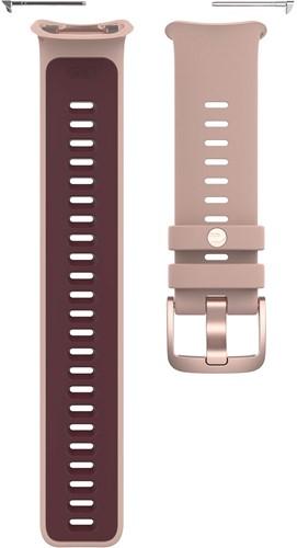 Polar Vantage V2 Verwisselbare Silliconen Polsband - Roze / Paars