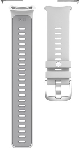 Polar Vantage V2 Verwisselbare Silliconen Polsband - Wit