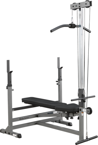 Body-Solid Lat Row Uitbreiding