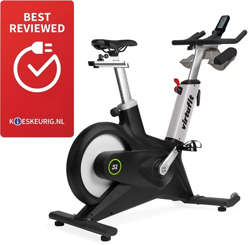VirtuFit Indoor Cycle S1 Spinningfiets - Inclusief Spinning DVD