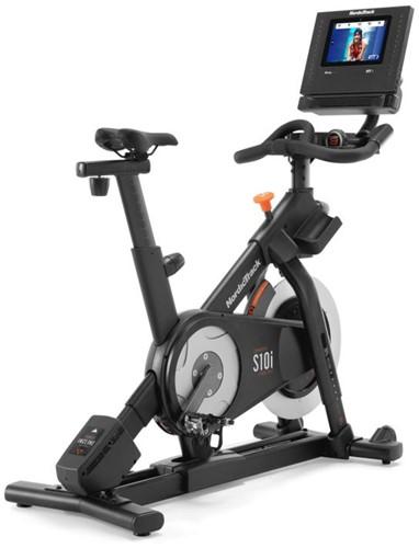 NordicTrack Commercial S10i Studio Cycle (2021) - Spinningfiets - Gratis trainingsschema
