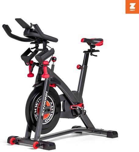 Schwinn 800IC (voorheen IC8) Indoor Cycle - Spinningfiets - Gratis trainingsschema - Zwift Compatible