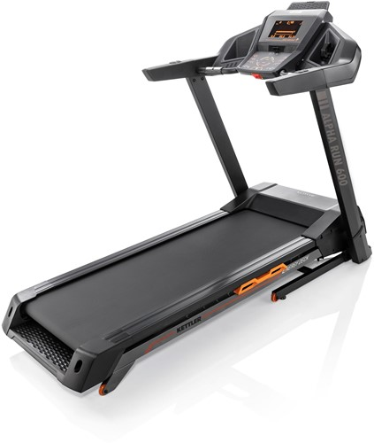 Kettler Alpha Run 600 Loopband - Gratis trainingsschema