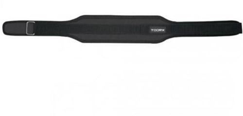 Toorx Halterriem - Nylon - met Klittenband - 125 cm