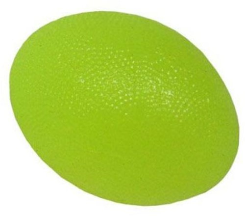 Toorx Power Grip Bal - Limoen