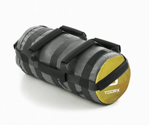 Toorx Powerbag met 6 Hendels - 5 kg