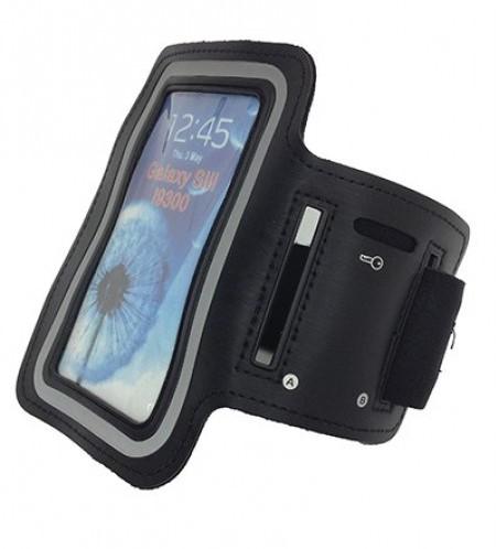 Tunturi Telefoon Armband - Roze of Zwart
