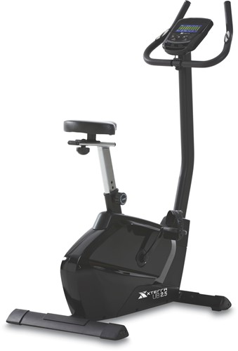 Xterra Fitness UB2.5 Upright Bike - Hometrainer - Gratis trainingsschema