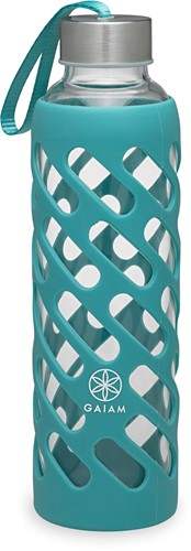 Gaiam Sure Grip Waterfles - 590 ml - Viridian