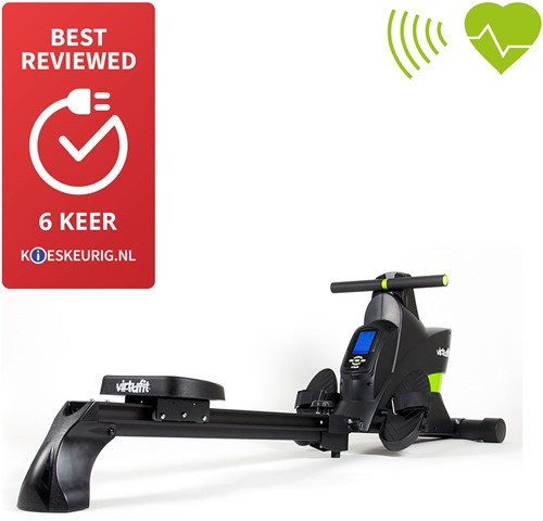 VirtuFit Ergometer Roeitrainer Semi-Pro