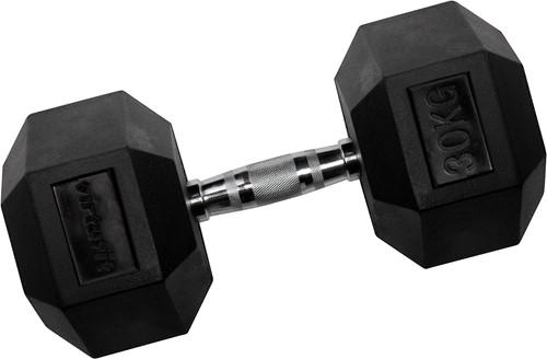 VirtuFit Hexa Dumbbell Pro - 30 kg - Per Stuk