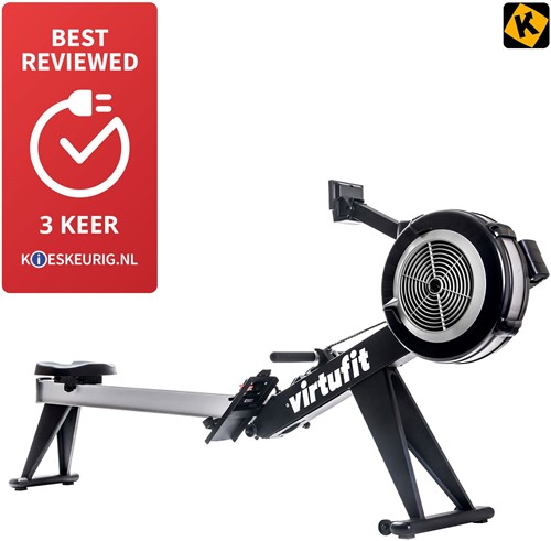 VirtuFit Ultimate Pro 2i Roeitrainer Bluetooth/ANT+ - Gratis trainingsschema