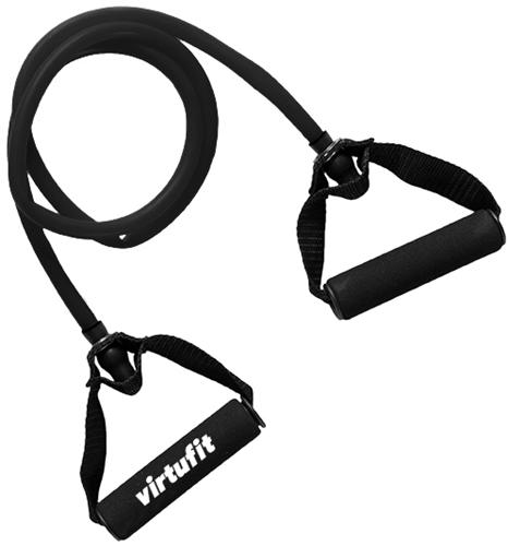 VirtuFit Weerstandskabel - Fitness Elastiek - Met Handvat - Sterk