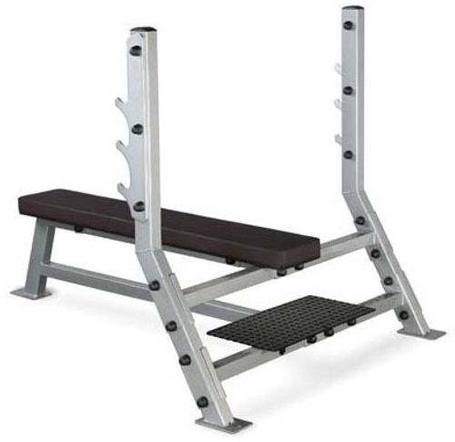 Body Solid Pro Club Line Spotter Stand - Tweedekans